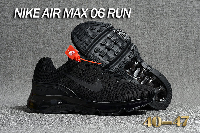 Cheap Nike Air Max 360 Running Total Black On VaporMaxRunning