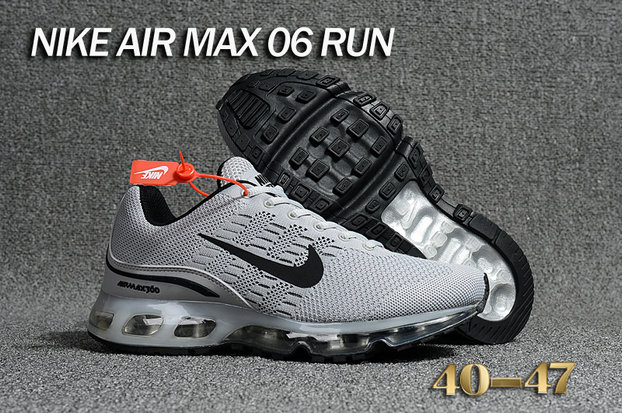 Cheap Nike Air Max 360 Running Wolf Grey Black On VaporMaxRunning