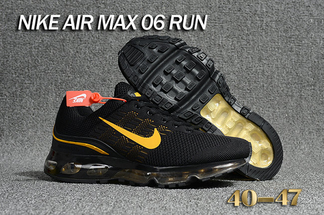 Cheap Nike Air Max 360 Running Yellow Black On VaporMaxRunning