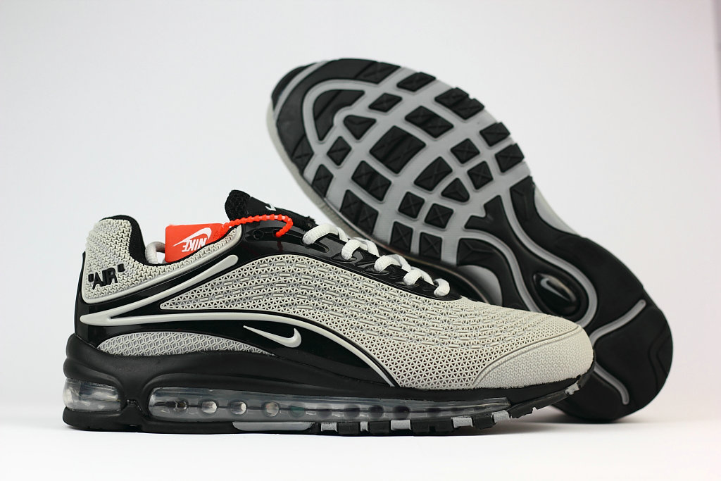 Cheap Nike Air Max Deluxe 2019 Grey Black Running Shoes