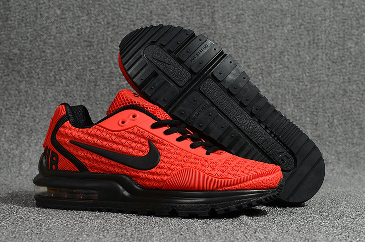 Cheap Nike Air Max LTD University Red Black Running Shoes