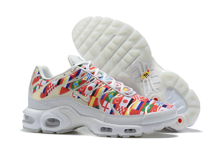 Cheap Nike Air Max NIC QS WordCup Running Shoes Colorful