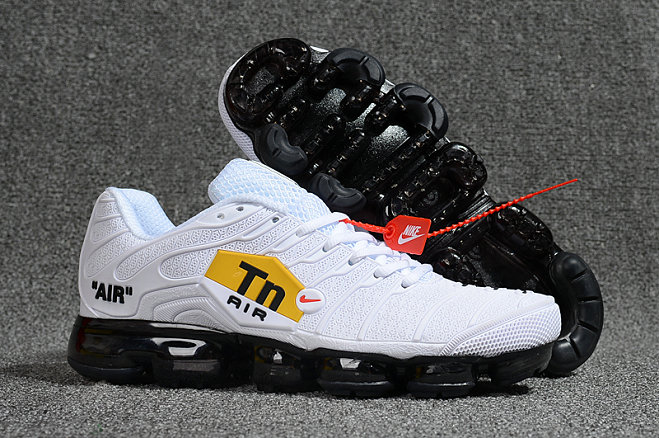 41d27e4130b Cheap Nike Air Max Plus TN Ultra Black White On VaporMaxRunning ...