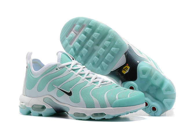 Cheap Nike Air Max Plus TN Womens White Grass Green On VaporMaxRunning