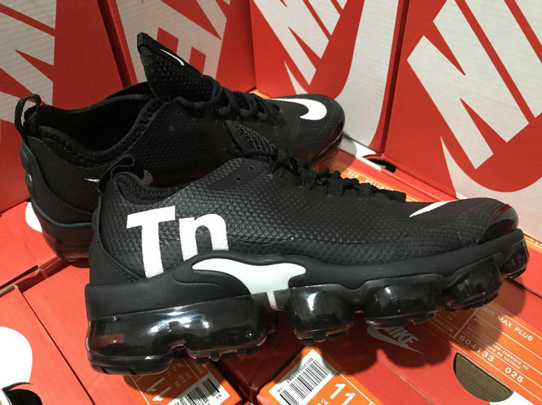 Cheap Nike Air Max TN Plus VaporMax Black White