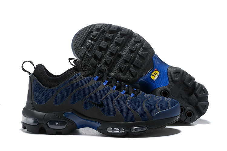 Cheap Nike Air Max TN Running Shoes Navy Blue Black