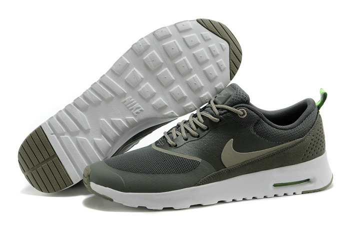 Cheap Nike Air Max Thea Khaki On VaporMaxRunning