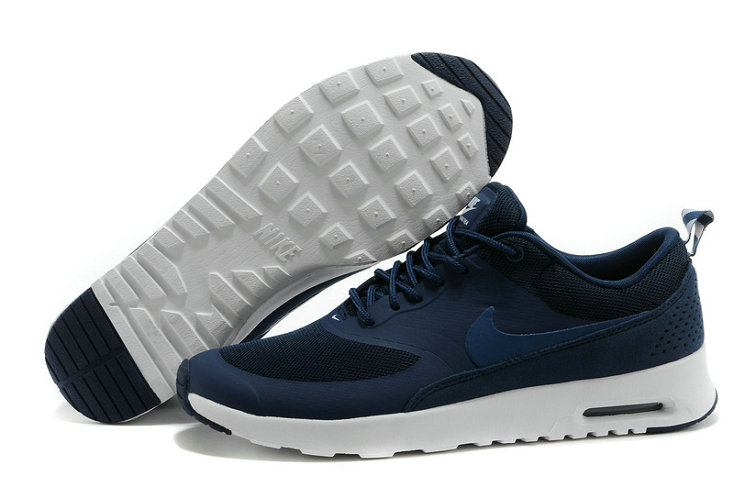 Cheap Nike Air Max Thea Navy Blue On VaporMaxRunning