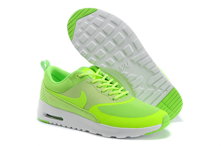 Cheap Nike Air Max Thea Ne On GreenOn VaporMaxRunning