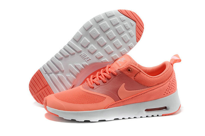 Cheap Nike Air Max Thea Orange Womens On VaporMaxRunning