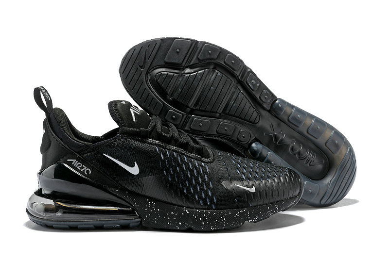 separation shoes 5fe4d c056e Cheap Nike Air Maxs 270 Mens Bright Black Grey On VaporMaxRunning