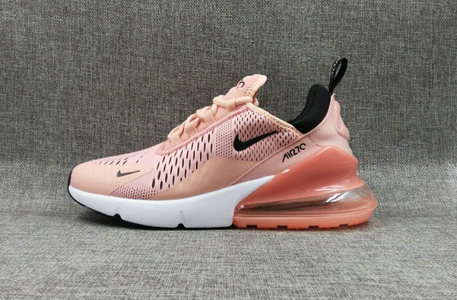 3813a60831 2018 WOMENS NIKE AIR MAX 270 FLT GOLD BLACK LIGHT BONE OR MAT OS ...:  Continue. W Air Max 270 Rg - Nike - bq0969 600 - rust pink/mtlc red bronze .