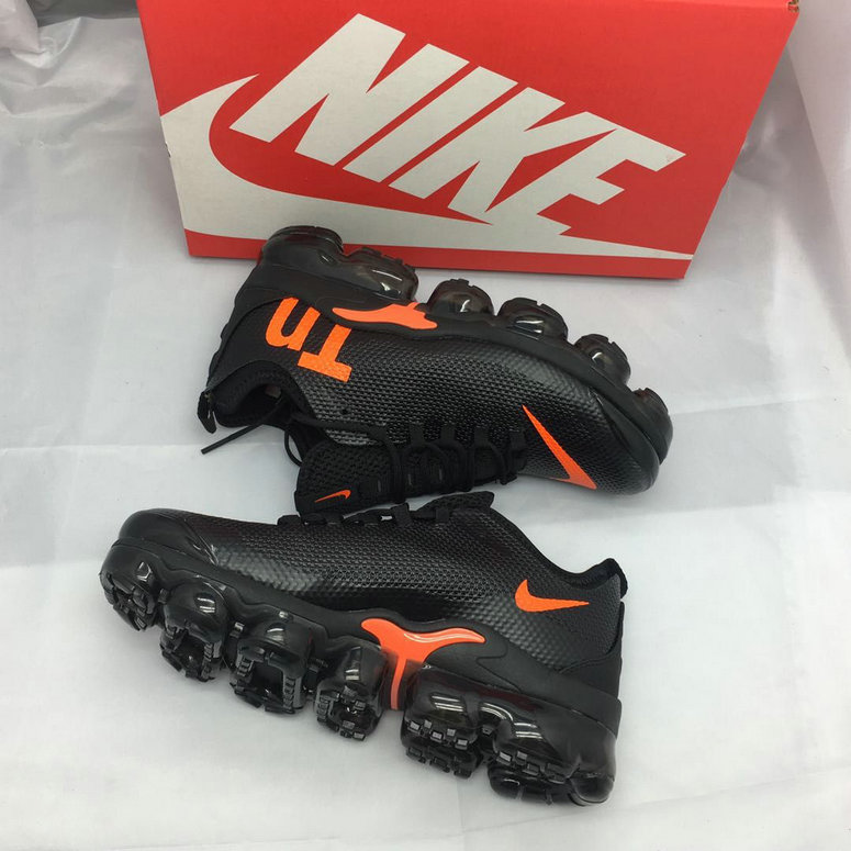 Cheap Nike Air Maxs TN Plus VaporMax Orange Black On VaporMaxRunning