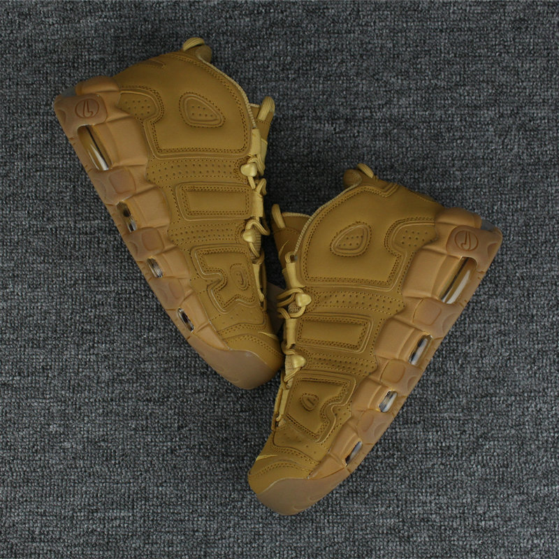 Cheap Nike Air More Uptempo Flax Coming This Fall On VaporMaxRunning