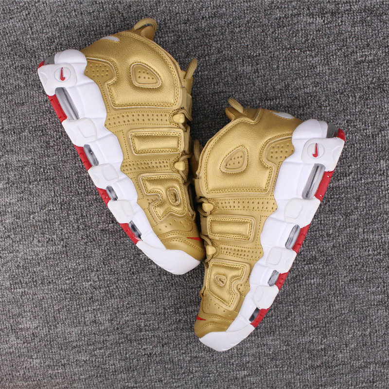 Cheap Nike Air More Uptempo Gets a 24k Colorway On VaporMaxRunning
