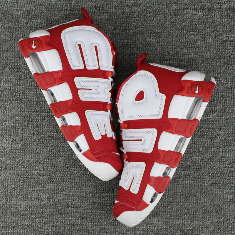 Cheap Nike Air More Uptempo Suptempo Supreme x Covers Shoesmaster Magazine On VaporMaxRunning