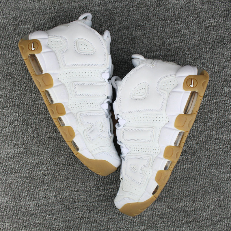 Cheap Nike Air More Uptempo White Gum Releasing Early at This Retailer On VaporMaxRunning
