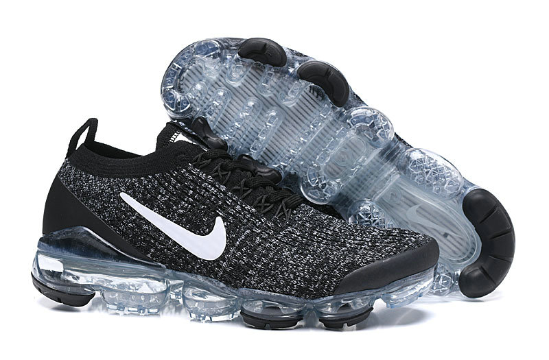 Cheap Nike Air VaporMax 3.0 Black White Grey Noir AJ6900-212 On VaporMaxRunning