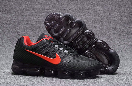 Cheap Nike Air VaporMax Colorway Fire Red Black On VaporMaxRunning