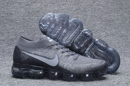 Cheap Nike Air VaporMax Colorway Grey Black On VaporMaxRunning