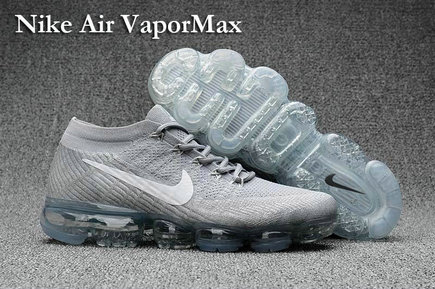 Cheap Nike Air VaporMax Colorway Silver Grey On VaporMaxRunning