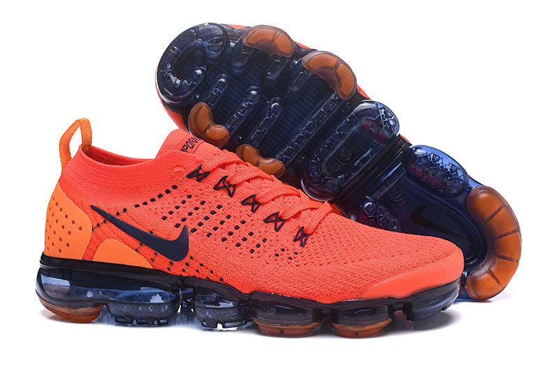 c037e4475dfd3 Cheap Nike Air VaporMax Flyknit 2 Team Red Obsidian 942842 106 On  VaporMaxRunning