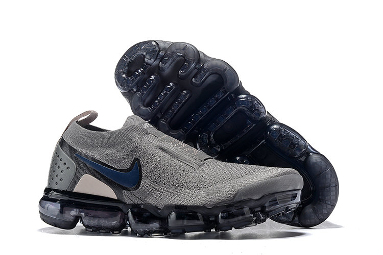 Cheap Nike Air VaporMax Flyknit 2.0  Shoes Blue Grey Black