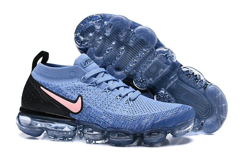 Cheap Nike Air Vapormax Flyknit 2 - Nike - 942842 401 - gym blue bordeaux-college navy On VaporMaxRunning