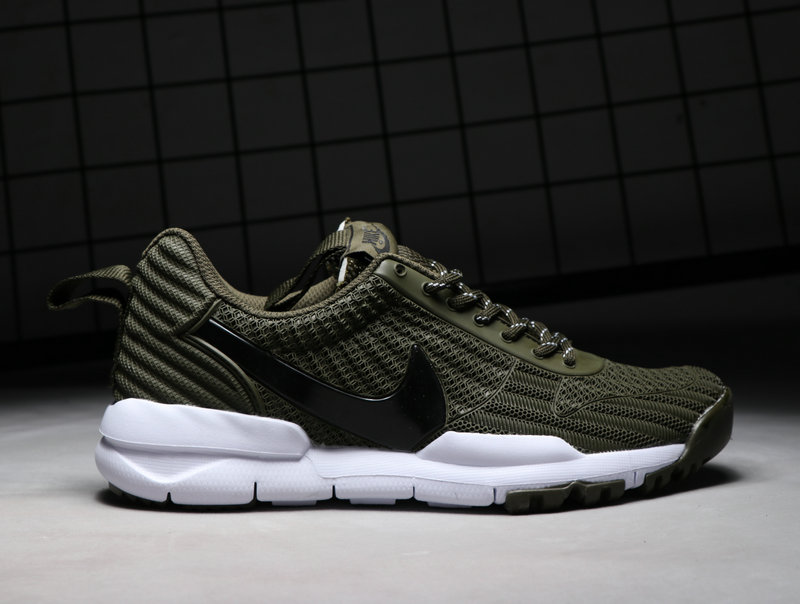 Cheap Nike Craft Mars Yard TS NASA 2.0 Army Green Black White On VaporMaxRunning