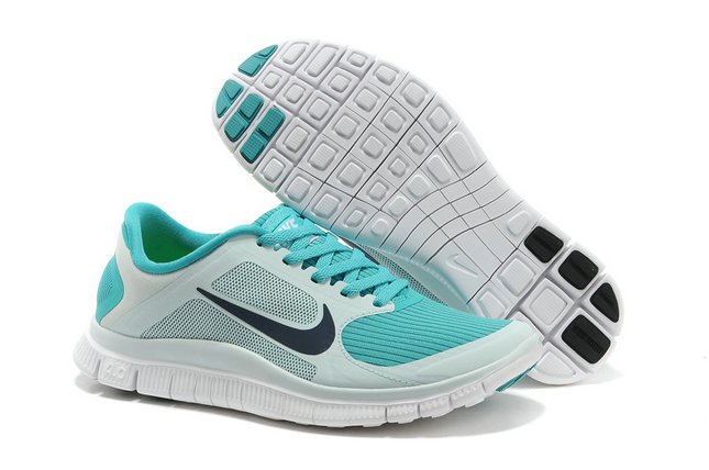 Cheap Nike Free 4.0 V3 Light Grey Green Women On VaporMaxRunning