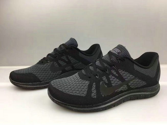 Cheap Nike Free 4.0 V4 Mens Running Shoes Grey Black New Arrival On VaporMaxRunning