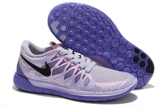 best website 7d105 a236b Cheap Nike Free 5.0 2014 Womens Light Purple Grey Black-5 On VaporMaxRunning