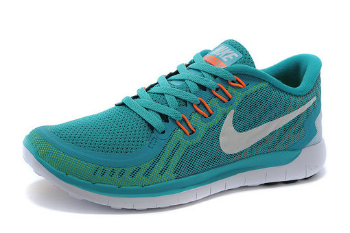 Cheap Nike Free 5.0 2015 Womens Green Orange White Black On VaporMaxRunning