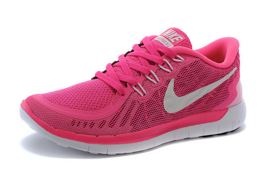 Cheap Nike Free 5.0 2015 Womens Pink White On VaporMaxRunning