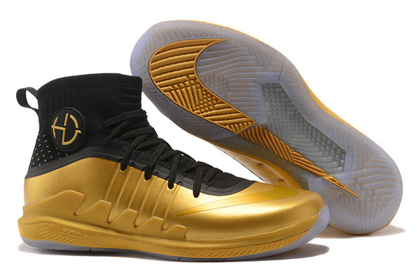 Cheap Nike Hyperdunks Cheap Nike Hyperdunk 2017 Gold Grey Black On  VaporMaxRunning 3be662ccadce
