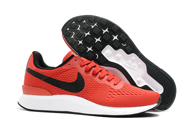 Cheap Nike Internationalist LT 17 Mens Red Black White On VaporMaxRunning