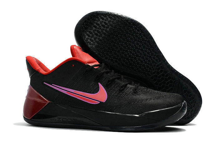 Cheap Nike Kobe A.D Red Black Purple On VaporMaxRunning