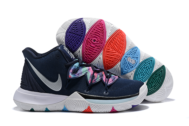 Cheap Nike Kyrie 5 Multi-Color Shoes On VaporMaxRunning