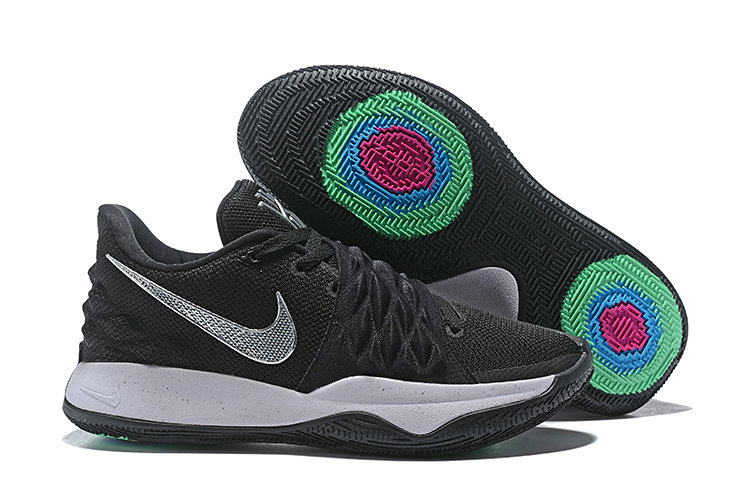 Cheap Nike Kyrie Flytrap Irvings Basketball Shoes Black Silver Grey White Green Blue