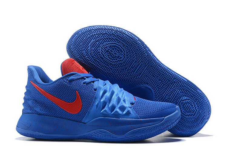 Cheap Nike Kyrie Flytrap Irvings Basketball Shoes Royal Blue Red
