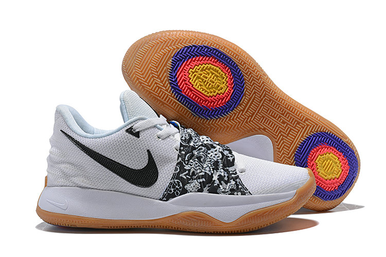 f433d04b8189 Cheap Nike Kyrie Flytrap Irvings Basketball Shoes White Black Yellow Red  Blue