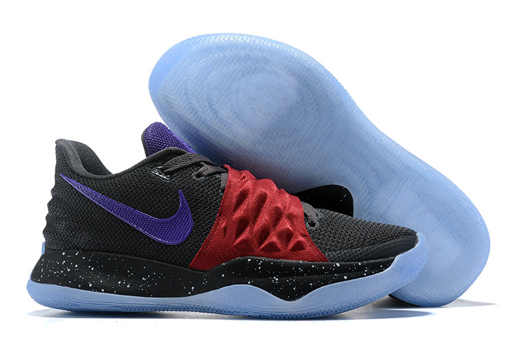 Cheap Nike Kyrie Flytrap Irvings Basketball Shoes Wine Red Black Purple