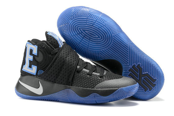 Cheap Nike Kyrie Irving 2 (II) Black Blue White On VaporMaxRunning