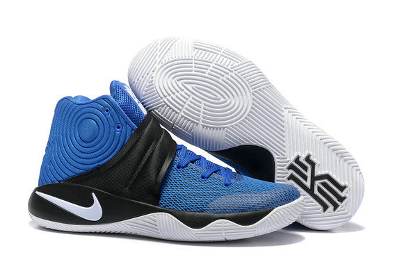 Cheap Nike Kyrie Irving 2 (II) Blue Black White On VaporMaxRunning