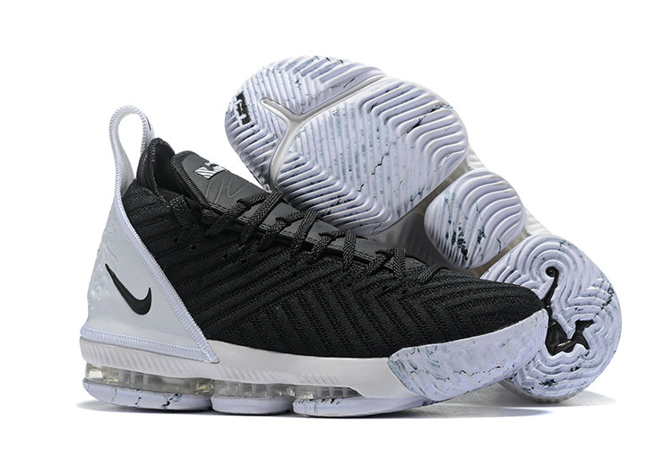 Cheap Nike Lebron 16 White Black Beige On VaporMaxRunning