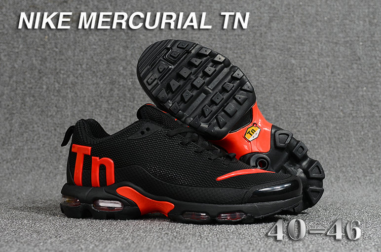 Cheap Nike Mercurial Air Max Plus TN Black Red