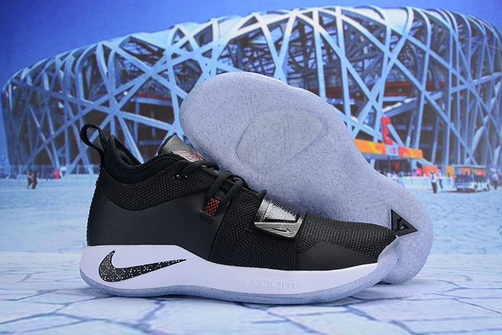 Cheap Nike PG 2.5 EP Basketball Black White On VaporMaxRunning