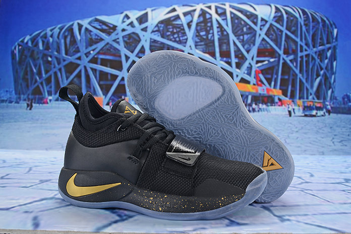 Cheap Nike PG 2.5 EP Basketball Gold Black On VaporMaxRunning