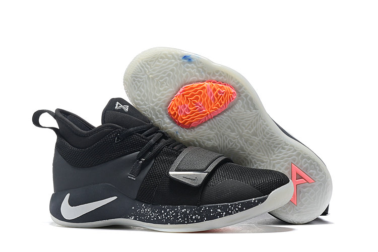 Cheap Nike PG 2.5 EP Basketball Grey Black Orange On VaporMaxRunning