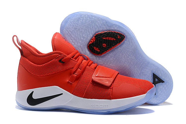 Cheap Nike PG 2.5 EP Basketball Red Black White On VaporMaxRunning